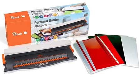 relieuse Peach PB200-09 présentation et guide complet