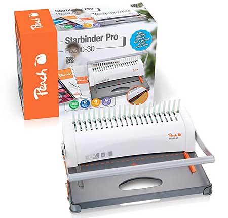 Peach Star Binder Pro-PB200-30 emballage ainsi que présentation du produit
